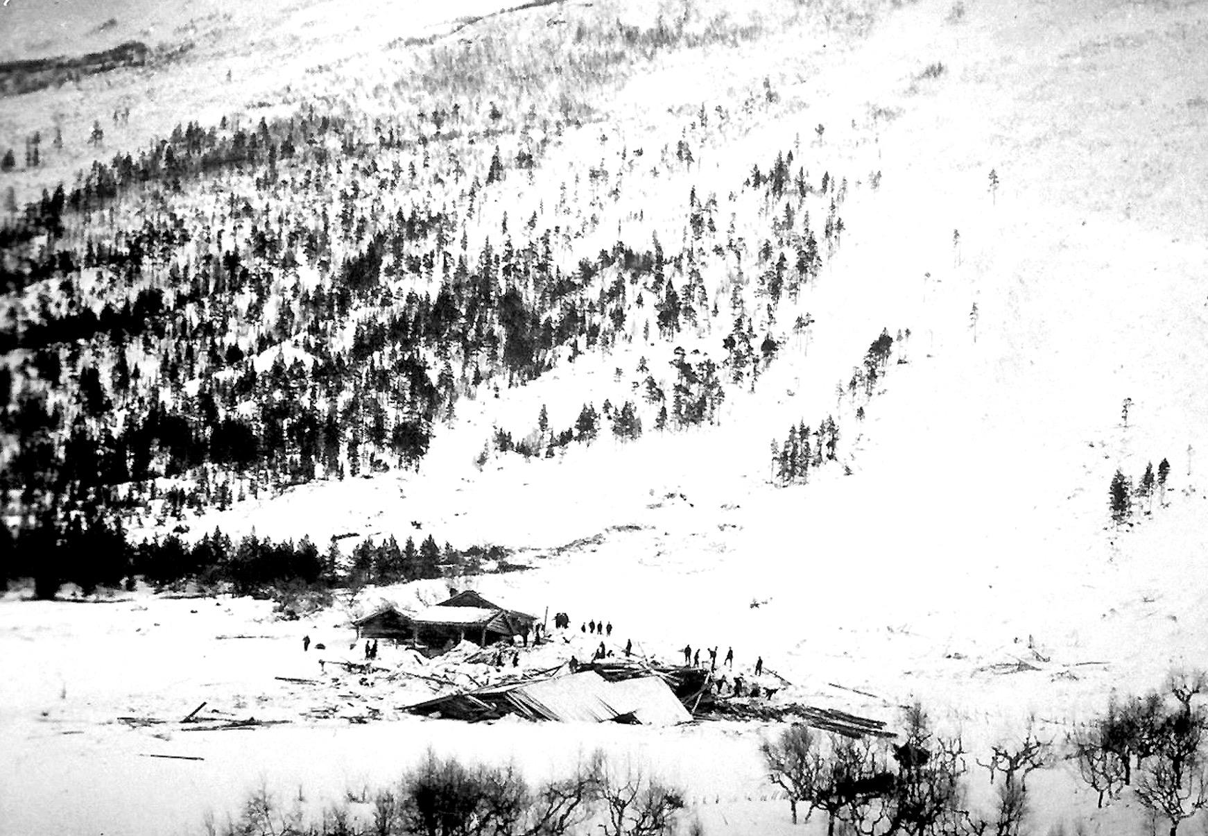Nr. 264t Snøskred i Skjåk